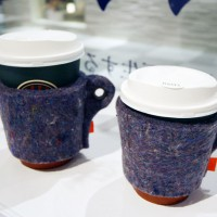 中綿のプライス展 Plaisu Exhibition 2010 Coffe Sleeve