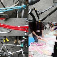 cyclecafe@入新井キッズフェスティバル